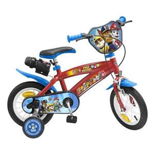 """Vélo pour enfants The Paw Patrol 12"""" Rouge"""