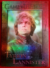 GAME OF THRONES - TYRION LANNISTER - Season 4 - FOIL PARALLEL Card #34