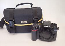 Nikon D7100 24.1 MP Digital SLR Camera - Body Only - EXCELLENT !!