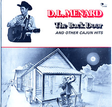 D. L. Menard ‎Sealed Swallow new/old LP 6038 The Back Door and Other Cajun Hits