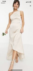 TFNC Bridesmaid dress - New With Tags - Mink. RRP £60