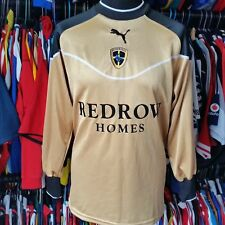 CARDIFF CITY 2003 KEEPERS FOOTBALL SHIRT L/S M JERSEY SIZE ADULT M