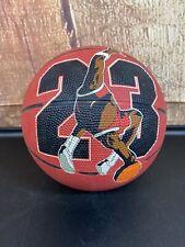 Vintage Michael Jordan Wilson Miniature  Basketball 23 Chicago Bulls Loose Ball