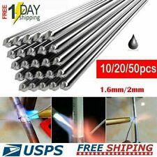 10pcs Durafix Aluminium Welding Rods Brazing Easy Solder Low Temperature Rods