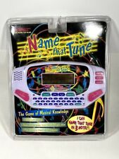 Name That Tune Electronic Hand-Held Game 1997 Tiger Electronics New in Package