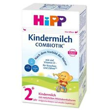 HiPP Combiotic Kindermilch 2+ Organic Milk Formula FREE SHIPPING 06/2019