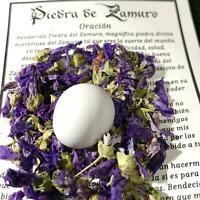 Piedra de Zamuro - Amuleto buena suerte,proteccion,prosperidad,salud,negocios...
