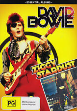 David Bowie - Ziggy Stardust - Rock Milestones-Essential Albums (DVD, 2006)