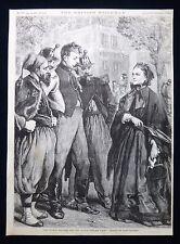 Jane pearse/Bonnycastle george soldats français france john gilbert imprimer 1869