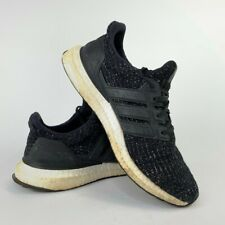 Adidas Mens Ultraboost 4.0 Running Sneakers Black White Speckle Lace Up F36153 8