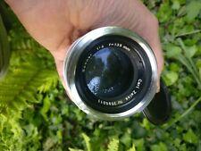 Carl Zeiss 135mm f/4 Sonnar Lens fits Zeiss Ikon Contarex