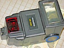 FTD 5200 Electronic Flash Promaster upc 0 29144 02603 5 Photographic Research Or