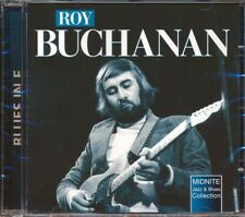 SEALED NEW CD Roy Buchanan - Blues In E