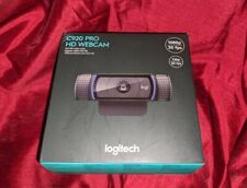 New logitech c920 hd pro webcam perfect for Zoom