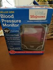 Deluxe Blood Pressure Monitor