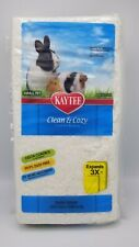 Kaytee Clean & Cozy White Rabbit and Small Animal Bedding 24.6L