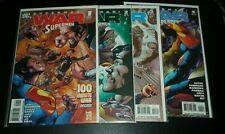 Superman: War of the Supermen #1 2 3 4 DC Comics 2010 COMPLETE! James Robinson
