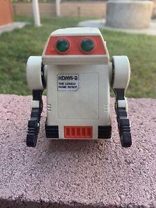 Vintage 80s TOMY KOMS-B Flipbot ROBOT Toy from Japan