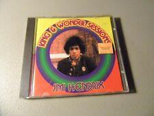 Jimi Hendrix - BB KING and Stevie Wonder Sessions CD RARE