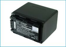 3.7V battery for Panasonic HC-V500, SDR-H85A, SDR-H85K, HDC-SD40, HC-V700M, SDR-