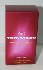 Tom Tailor New Experience Woman 20 ml  EDT  Spray NEU/OVP