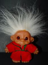"New listing Troll Doll 4"" Dam Vintage 1967 Santa's Helper"