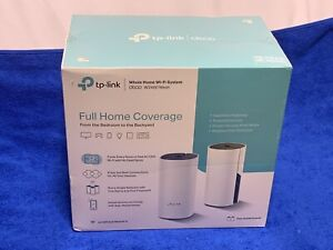 TP Link Deco AC1200 Mesh WiFi Router Replacement system   2 - AC1200 Mesh Router