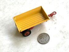 Vintage Corgi Toys Massey Ferguson 30 Cwt Trailer No.51 England 1:43