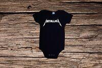 Boys T-shirt~ Infant shirt~METALLICA~boys band shirt~infant band shirt