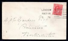 More details for gb 2011 kevii 1d cover on buenos ayres western railway cover ws17171