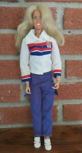 Bionic Woman Jaime Sommers Action Doll Kenner Vintage 1974 Original clothes
