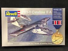 Revell Classics PBY-5 Catalina II A 1:72 Scale Plastic Model Kit 00004 NIB