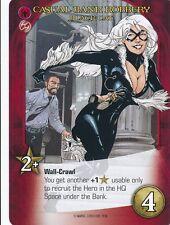 BLACK CAT 2014 Upper Deck Marvel Legendary CASUAL BANK ROBBERY