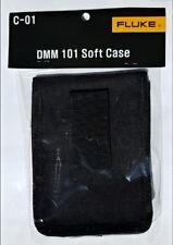 Fluke 101 Soft Case C-01 Handheld Digital Mini Multimeter
