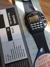 rare vintage casio CMD-40D CMD-40 Tv Remote Control watch NOS NEW HTF