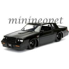 JADA 99539 FAST & FURIOUS DOM'S BUICK GRAND NATIONAL 1/24 DIECAST MODEL BLACK