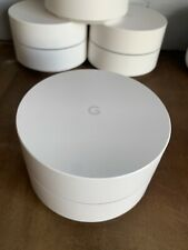 Google Home WiFi Mesh Network System (NLS-1304-25) - White