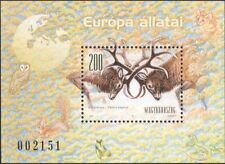 Hungary 2001 Red Deer/Owl/Squirrel/Nature/Wildlife/Animals/Birds 1v m/s (n45395)