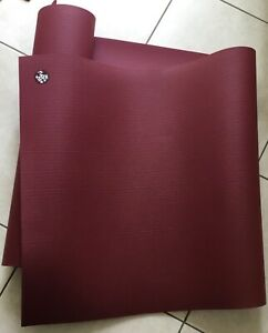 Manduka Pro Yoga Mat, Standard Size, Black Verve, Excellent Condition