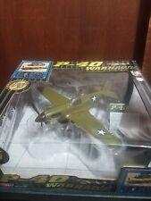 Motormax P-40 Warhawk 1/48 diecast  NIB