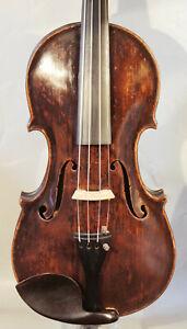 Seltene österreichische Geige Hans Alberer/Steyr 1933 - rare Austrian violin