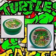 Vintage 1990 Amurol TURTLE TARTS Candy Can Container bubble gum TMNT