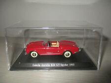 LANCIA AURELIA B24 GT SPYDER 1955 CON TECA HACHETTE SCALA 1:43