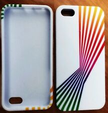CUSTODIA PER iPHONE 5 5s SE COVER CASE SKY