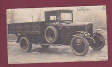 PHOTOS - 080814 - AUTO CAMION DE DION BOUTON vers 1910 remorque