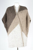 ZARA KNIT Strickjacke Gr. M Cardigan Longjacke Knit Jacket mit Mohair
