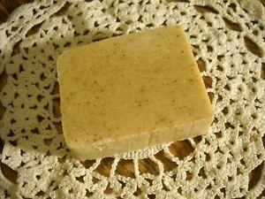 10% Sulfur Soap W/10% Neem Oil, Tea Tree, Lemongrass For Acne Scabies & More