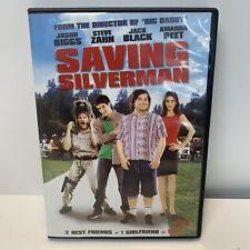 Saving Silverman Dvd Jason Biggs Amanda Peet Jack Black