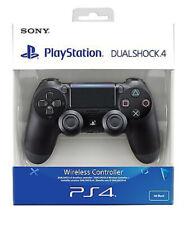 PS4 DualShock 4 Controller Black V2 BRAND NEW SEALED OFFICIAL-FREE POST