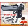 1PC Kids Children Toys Building Blocks Gun Model Assembling Pistol Black
